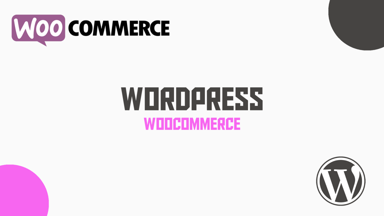 WordPress Setup and WooCommerce Setup as Locally